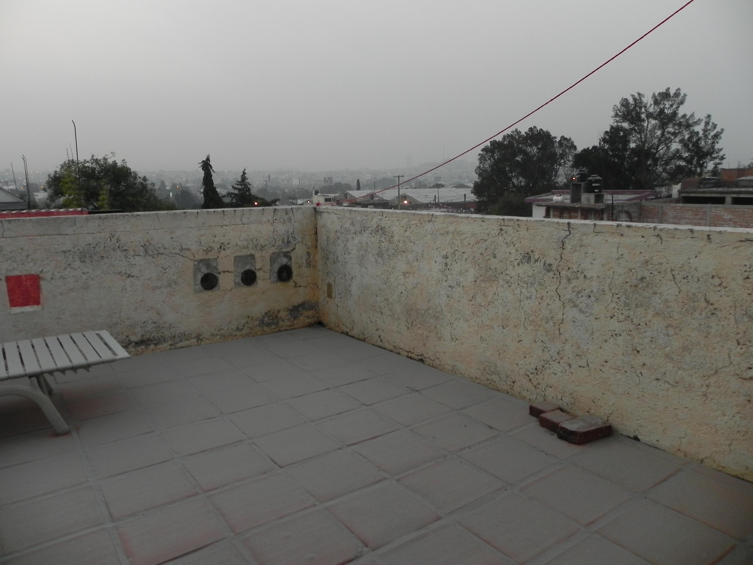 Ashfall over Puebla